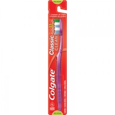 ESCOVA DENTAL COLGATE CLASSIC CLEAN MEDIA