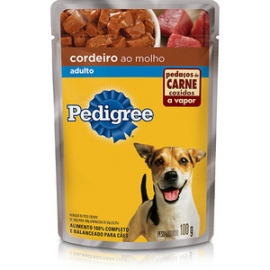 RACAO PEDIGREE CAES AD SACH CORD MOL 100G