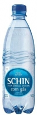 AGUA MINERAL SCHIN 500ML C/GAS