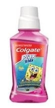 ANTI SEPTICO COLGATE PLAX KIDS TUT FRUT 250ML