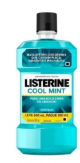 ANTI SEPTICO LISTERINE COOL MINT HOR L500P350