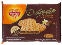 BISCOITO MARILAN DISTRACAO CHOCOLATE 360G