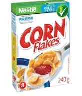 CEREAL MATINAL NESTLE CORN FLAKES MILHO 240G