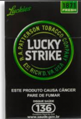 CIGARRO LUCKY STRIKE CLICK E ROLL