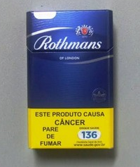 CIGARRO ROTMANS MINISTER SPECIAL