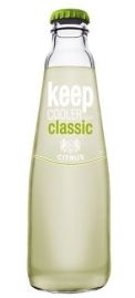 COOLER KEEP CLASSIC BRANCO CITRUS 275ML