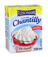 CREME DE CHANTILLY FLEISCHMANN 200ML