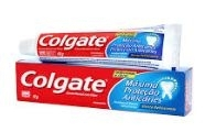 CREME DENTAL COLGATE PROTECAO ANT MPA 50G