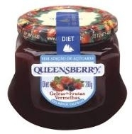 GELEIA QUEENSBERRY FRUTAS SILVESTRE DIET 280G