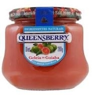 GELEIA QUEENSBERRY GOIABA DIET 280G