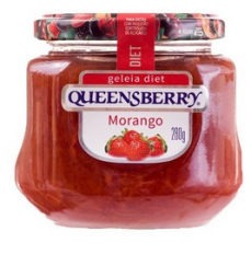 GELEIA QUEENSBERRY MORANGO 320G