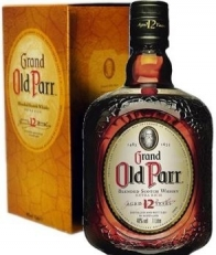 WHISKY GRAND OLD PARR 12 YEARS